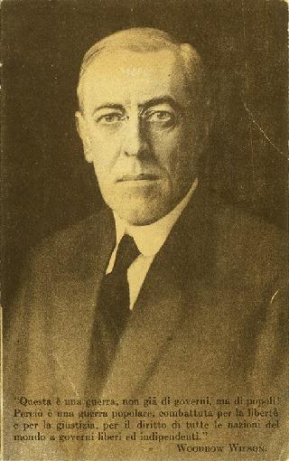 [Woodrow Wilson]