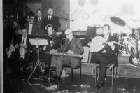 Ορχήστρα με τον Νίκο Στεφανίδη