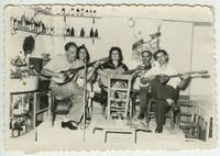 Ορχήστρα με τον Μάρκο Βαμβακάρη