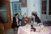 Η Αγ. Παπάζογλου, ο Σπ. Παπαϊωάννου και ο Π. Κουνάδης