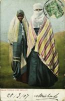 Femme Turque avec esclave