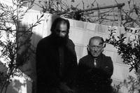 Ο Γιάννης Σκαρίμπας και ο Ηλίας Πετρόπουλος