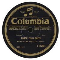 Tsifte Telli Gazel