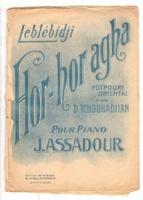 Leblébidji Hor-hor agha (Potpouri oriental)