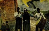 Salonicco, Musicisti ambulanti