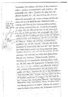 Απόσπασμα συμβολαίου στο οποίο καταγράφονται οι σχέσεις Δ. Ζάττα - Μ. Ζάττα - Α. Μαρτίνο - Κ. Μαρτίνο.