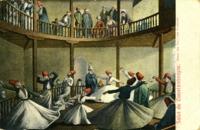 Salut de Constantinople, Danse des Derviches tourneurs