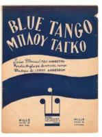 Μπλου τάνγκο (Blue tango)