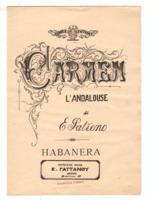 Carmen L' Andalouse