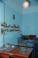 Το εσωτερικό του σπιτιού του Γιώργου Μπάτη