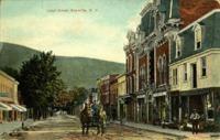Canal Street, Ellenville, New York