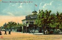 Feltman's Restaurant, Coney Island, New York