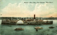 Hudson River DayLine Steamer