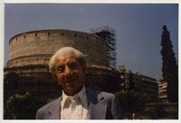 Ο Γιώργος Κατσαρός (Θεολογίτης) στη Ροτόντα