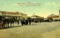 Πειραιεύς, Σιδηροδρομικός Σταθμός