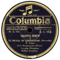 Κακούργα πεθερά ή Το τραγούδι του Αθανασόπουλου