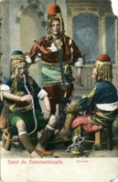 Salut de Constantinople, Zeïbecks