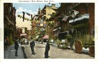 Chinatown, Mott Street, New York