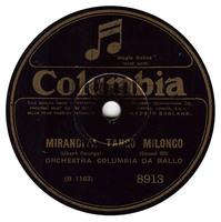 Mirandita Tango Milongo