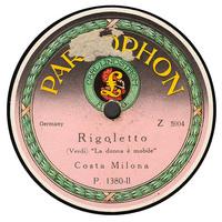 Rigoletto - La donna e mobile