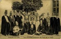 Souvenir de Créte, Les Derviches tourneurs de Teké de la Canée