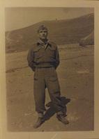 Ο Ορφέας Κρεούζης στρατιώτης