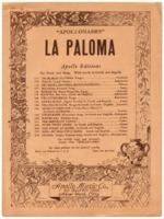 Λα Παλόμα (La paloma)