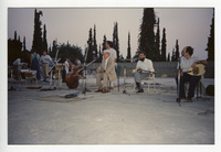 Ο Γιώργος Κατσαρός (Θεολογίτης) στο Θέατρο Δάσους
