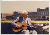Ο Γιώργος Κατσαρός (Θεολογίτης) στη Θεσσαλονίκη