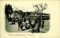 Athènes, Vendeur des fruits