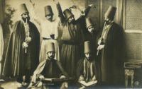Constantinople, Derviches tourneurs