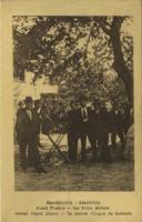 Macedonia-Salonica, Small traders, Barrel Organ Player