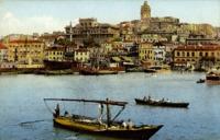 Constantinople, Péra et Galata